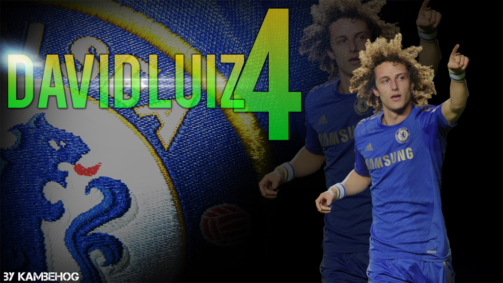 David Luiz Wallpaper By Kambeh On DeviantArt