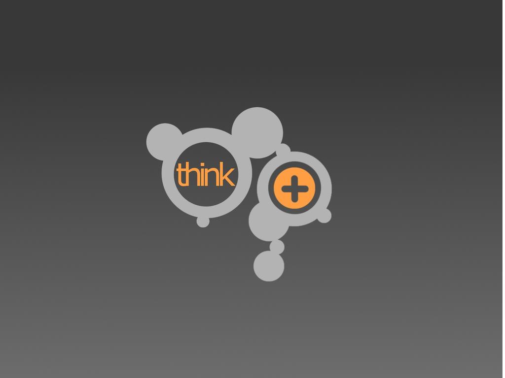 Think Positive by junglistrigodon