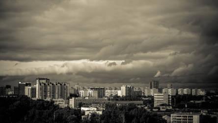 Rostokino - Among the Factories