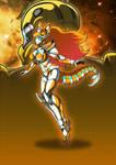 Blaze Vixen