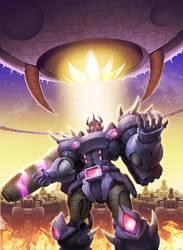 Galvatron's Ambition by zhuyukun