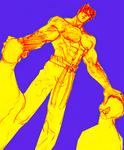jin kazama tekken6 illustration