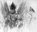 Jin Kazama, Devil Jin.