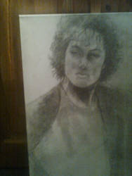 Billie jean canvas. by JUSTINQ88