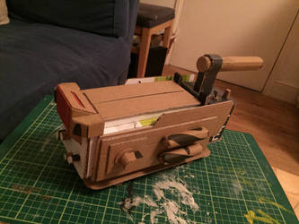 GHOSTBUSTERS DIY GHOST TRAP by JUSTINQ88
