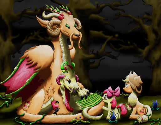 Apple Sisters - Dragons and Ponies