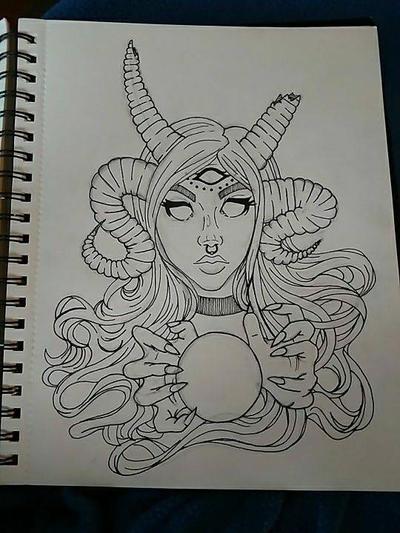 Demonic by PaigeSchneider0430