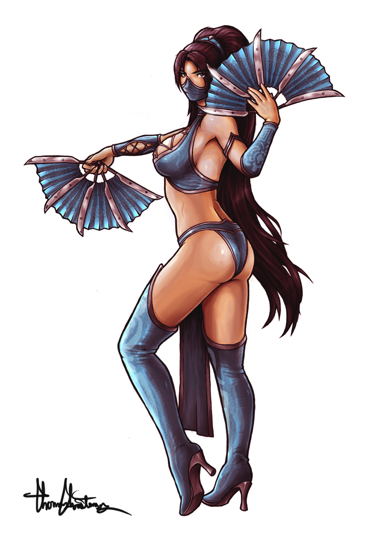 Kitana by operatingthetan