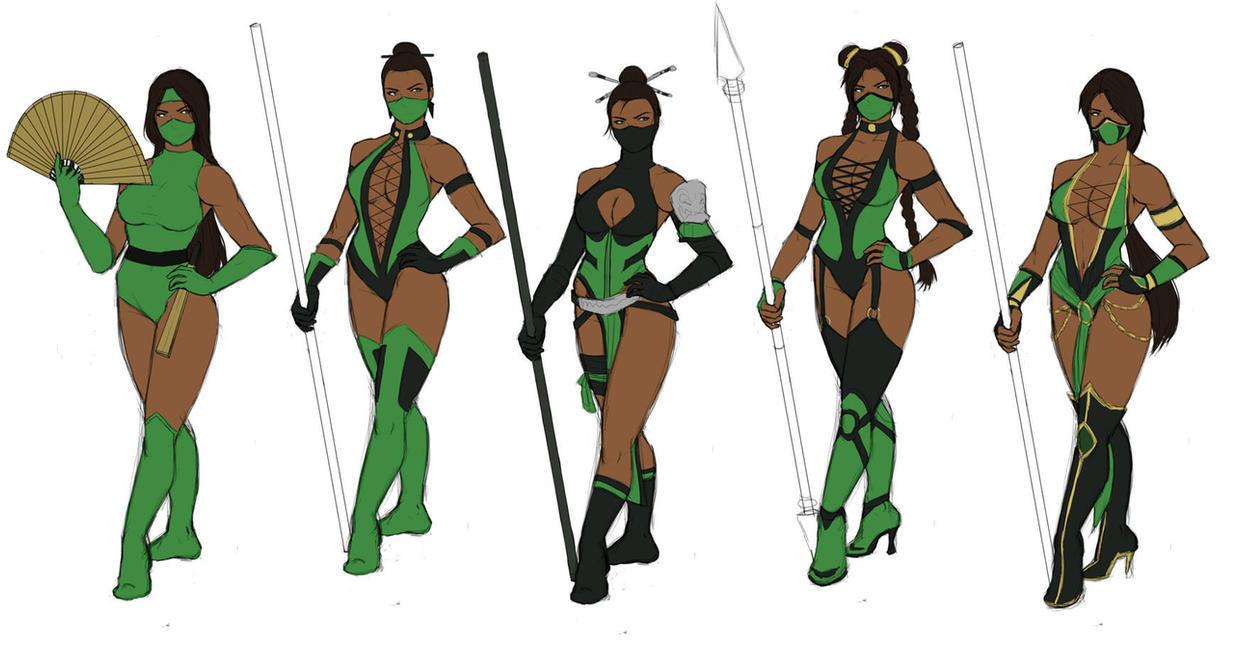 Evolution of Jade WIP by operatingthetan