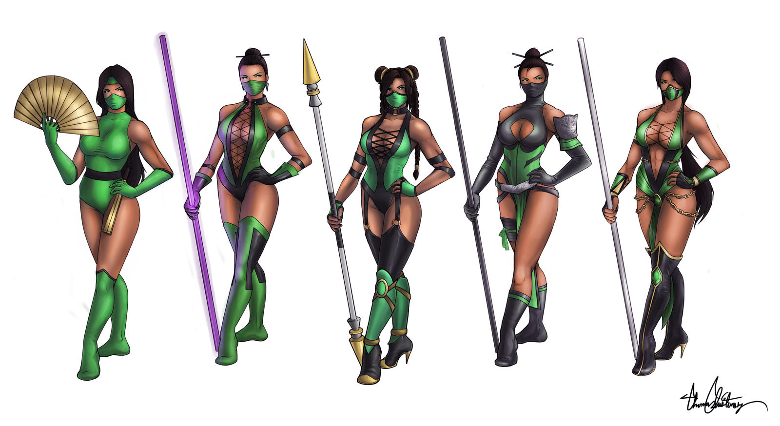 Evolution of Jade by operatingthetan