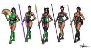 Evolution of Jade by operatingthetan