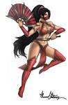 Slave Girl Kitana