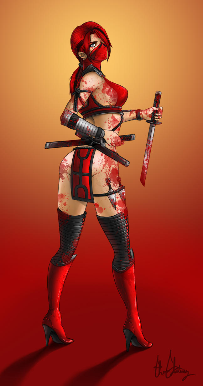Skarlet by operatingthetan
