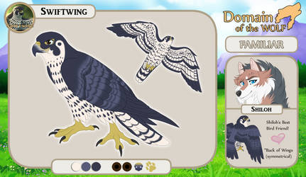 DotW: Swiftwing