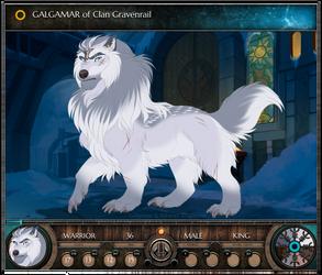 Galgamar | The Icewarg King