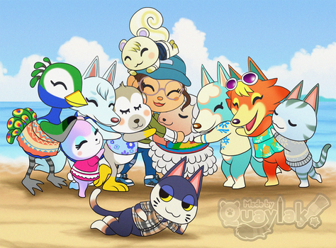 Animal Crossing: A Tribute