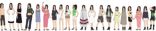 Timeline [Kagawa Inuzuka] by HanachiYuki