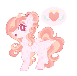 Mlp Angel Heart (Angelverse) by 6-Fingers-Lover