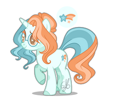 Mlp Next Gen Star Tail (smoothverse) by 6-Fingers-Lover