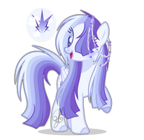 Mlp Next Gen Smooth Blue (Smoothverse) by 6-Fingers-Lover
