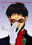 Gendo Ikari 01