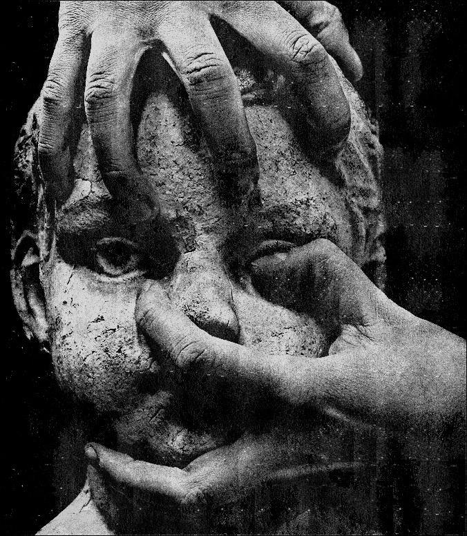 sad statue by sickgirl23