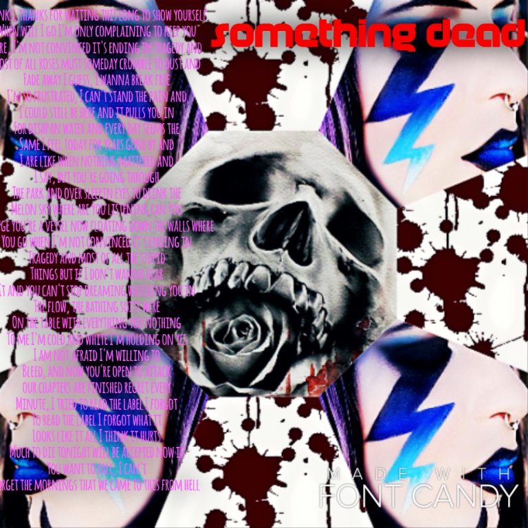 something dead by vastolorde12