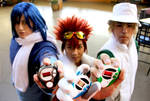 Digimon 02 photo shoot by Mlarad