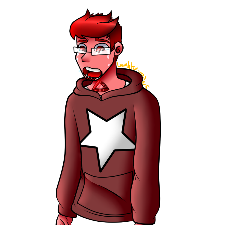 Crying Gemsona by LaughterLover