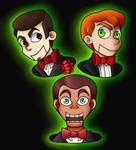 The Three Slappys