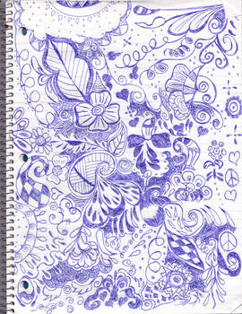 Henna art and other doodles