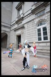 Final Fantasy Dissidia Group by ashteyz