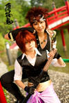 Hakuouki: Ginnah and Manry