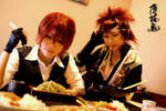 Hakuouki: Contest for Food...