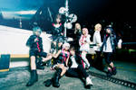 Guilty Crown : End of the World