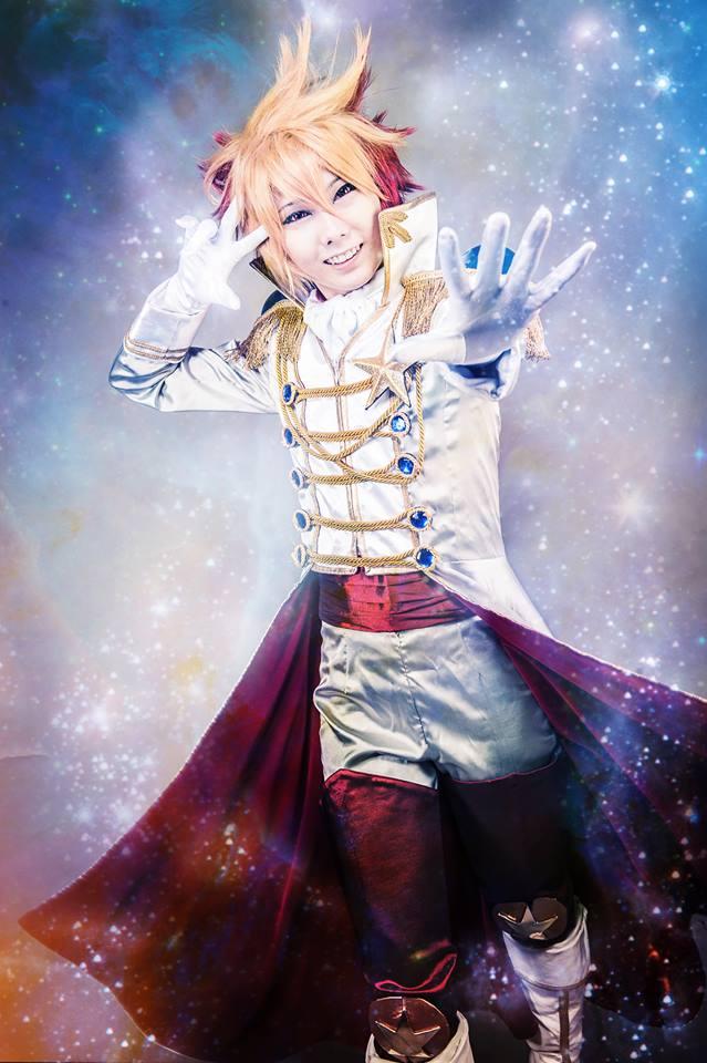 StarDriver : Tsunayoshi Takuto by ashteyz