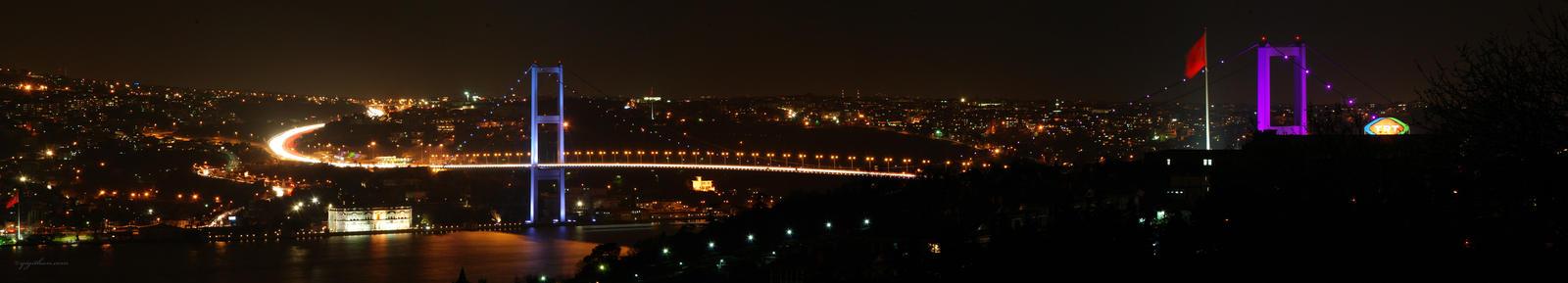 Bogazici Koprusu Panorama