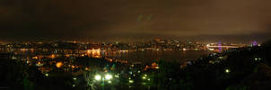 Ulus Bogazici wide Panorama by thenoiseless