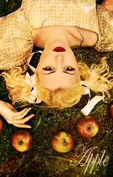Apple by AlexandraCardoso