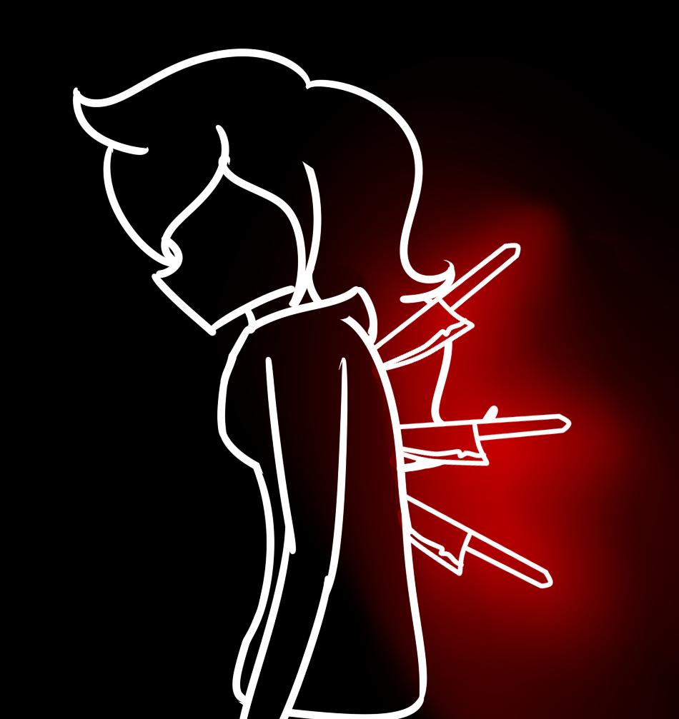[Vent Art] Backstabbers by ArtKitty5