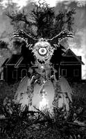 Deathly Eye One by Algoroth