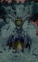 Deathly Eye Three by Algoroth