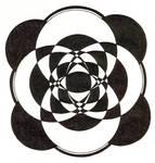 Geometric Quatrefoil