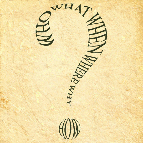 Question Mark by Bushlemon