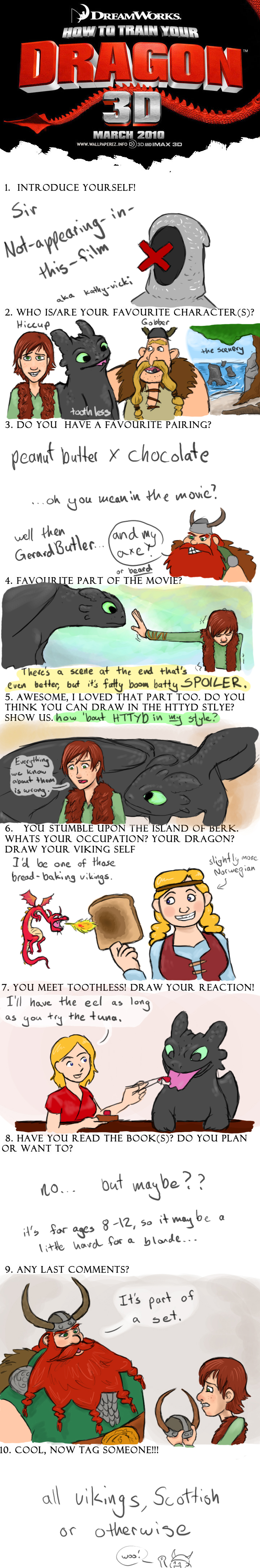 How to Train Your Dragon Meme by kathy-vicki
