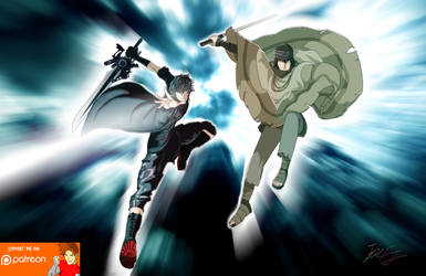 Worlds Collide: Noctis Uchiha