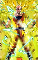 All Time Faves: Goku