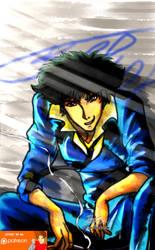 Anime Legends: Spike Spiegel