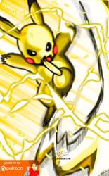 Anime Legends: Pikachu