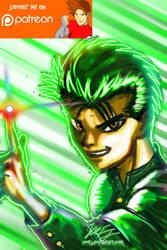 Anime Legends: Yusuke Urameshi